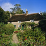 Thomas Hardy's Cotttage, Hardy's Birthplace, Dorset, England Photographic Print by Roy Rainford