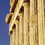 Parthenon, Acropolis, Athens, Greece, Europe Photographic Print by Robert Whitrow