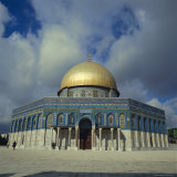 Dome of the Rock, Jerusalem, Israel, Middle East Photographic Print by Robert Harding