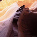 Lower Antelope, a Slot Canyon, Arizona, United States of America (U.S.A.), North America Photographic Print by Tony Gervis