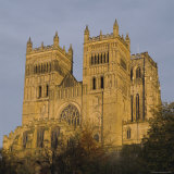 Durham Cathedral, Dating from Norman Times, Unesco World Heritage Site, Durham, England, UK, Europe Photographic Print by Michael Jenner