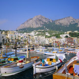 Marina Grande, Capri, Campania, Italy Photographic Print by Roy Rainford