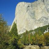El Capitan, Yosemite National Park, California, USA Photographic Print by G Richardson