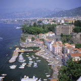 Sorrento, Costiera Amalfitana (Amalfi Coast), Unesco World Heritage Site, Campania, Italy, Europe Photographic Print by Roy Rainford