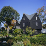 House of the Seven Gables, Massachusetts, USA Photographic Print by Christopher Rennie