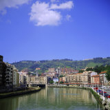 Bilbao, Spain Photographic Print by Christopher Rennie
