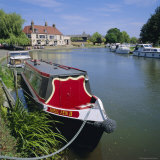 River Ouse Boating, Ely, Cambridgeshire, England Photographic Print by Roy Rainford