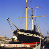 Ss Great Britain, Historical Ship Photographic Print by G Richardson