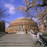 Royal Albert Hall, Kensington, London Photographic Print by Roy Rainford