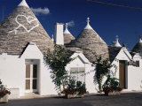Trulli Houses, Puglia, Italy, Europe Photographic Print by James Emmerson