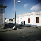Street Scene, Cienfuegos, Cuba, West Indies, Central America Photographic Print by Lee Frost