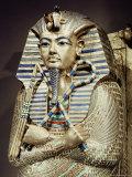 The Second Mummiform Coffin, Thebes, Egypt Lámina fotográfica por Robert Harding