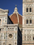 Christian Cathedral, the Duomo and Bell Tower (Campanile), Florence, Tuscany, Italy Photographic Print by Sergio Pitamitz