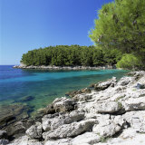 Peljesac Peninsula Near Dubrovnik, Croatia Photographic Print by John Miller