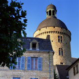 Hautefort, Dordogne, France Photographic Print by John Miller