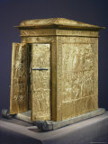 Shrine Which Originally Contained the Royal Couple in the Tomb of the Pharaoh Tutankhamun, Egypt Photographic Print by Robert Harding