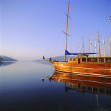 Marmaris Harbour, Turkey, Eurasia Photographic Print by John Miller