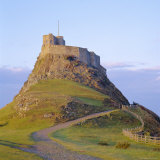 Lindisfarne Castle, Holy Island, Northumberland, England Photographic Print by Roy Rainford