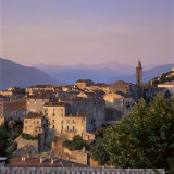 Sartene, Corsica, France, Europe Photographic Print by John Miller