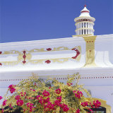Architectural Detail, Algarve, Portugal, Europe Photographic Print by John Miller