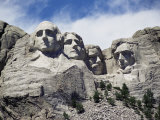 Mount Rushmore National Monument, Black Hills, South Dakota Photographic Print by James Emmerson