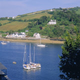 Salcombe, South Devon, England Photographic Print by Roy Rainford