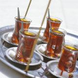 Turkish Tea, Turkey, Europe, Eurasia Photographic Print by John Miller