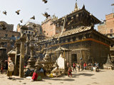 Seto Machendranath Temple, Nepal Photographic Print by Don Smith