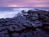 Giant's Causeway, Unesco World Heritage Site, Causeway Coast, Northern Ireland, United Kingdom Reproduction photographique par Patrick Dieudonne