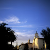 Santa Barbara Mission Founded in 1786, Santa Barbara, California Photographic Print by Aaron McCoy