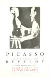 Reverdy 1967 Lmina coleccionable por Pablo Picasso