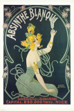 Absinthe Blanqui Poster