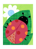 Fun Ladybug Print