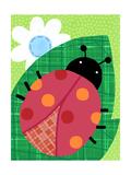 Fun Ladybug Print