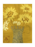 Wildflower Illustration I Posters