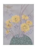 Wildflower Illustration II Prints