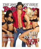 Kid Rock, Rolling Stone no. 1037, October 2007 Photographic Print by Max Vadukul
