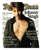 Johnny Depp, Rolling Stone no. 1044, January 2008 Photographic Print by Matthew Rolston