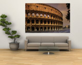 The Colosseum, Rome, Italy Wall Mural by Angelo Cavalli