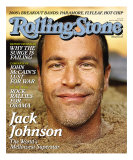Jack Johnson, Rolling Stone no. 1047, March 2008 Photographic Print by Martin Schoeller