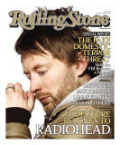 Radiohead, Rolling Stone no. 1045, February 2008 Photographic Print by James Dimmock