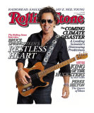 Bruce Springsteen, Rolling Stone no. 1038, November 2007 Photographic Print by Max Vadukul