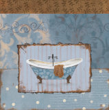 Le Bain I Posters by Carol Robinson