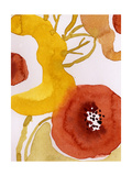 Watercolor Bouquet I Posters