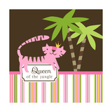 Queen of the Jungle Prints