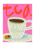 Retro Tea Prints
