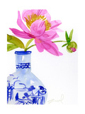 Watercolor Vase Prints