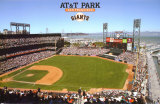AT&T Park Posters