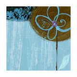 Tree Swirl Poster
