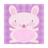 Needlepoint Bunny Prints